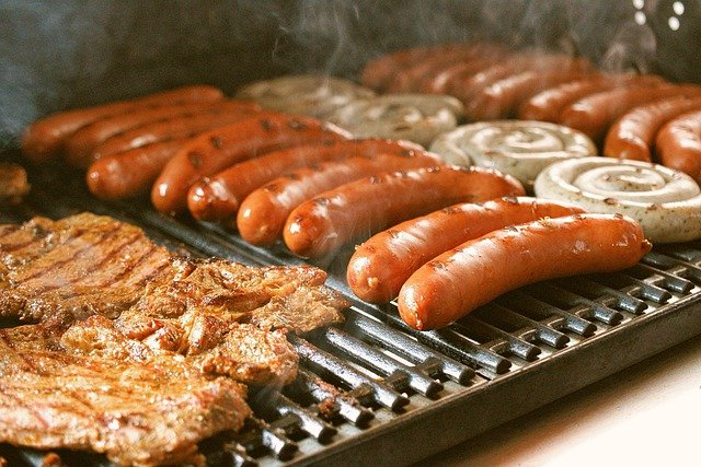 Difference between Broil and Grill