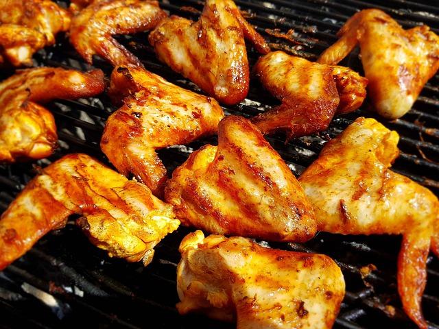 Grilled Chicken Vs Fried Chicken