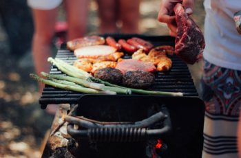 How To Clean A Gas Grill With Oven Cleaner