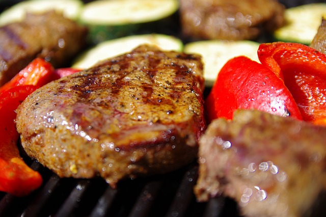 should you poke holes in steak before grilling and tomato